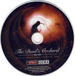 Opeth: The Devil's Orchard - Live At Rock Hard Festival 2009 (CD) - Bild 5