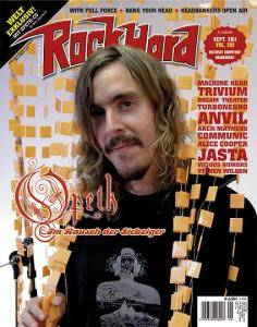 Opeth: The Devil's Orchard - Live At Rock Hard Festival 2009 (CD) - Bild 6