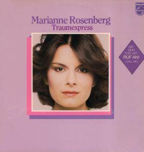 Cover - Marianne Rosenberg: Traumexpress