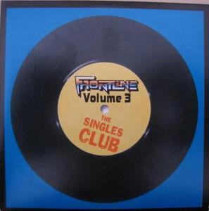 Cover - Various Artists/Sampler: Frontline Volume 3 The Singles Club