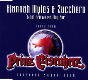 Alannah Myles & Zucchero, Alannah Myles: What Are We Waiting For - Cover