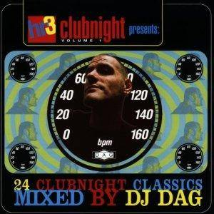 Cover - Emperor: hr3 Clubnight Vol. 1 Mixed By DJ Dag