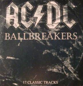 Cover - AC/DC: Ballbreakers