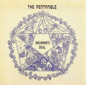 Cover - Pentangle: Solomon's Seal