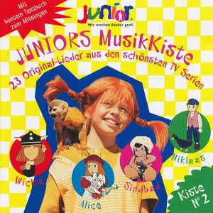 Cover - Munich Voices: Juniors Musikkiste - Kiste No 2