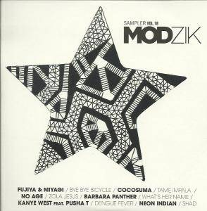 ModZik Sampler Vol. 18 - Cover