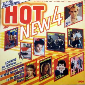 Hot And New 4 - Cover