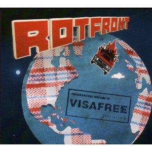 Cover - RotFront: Visafree