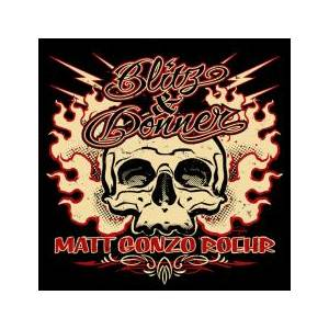 Matt Roehr: Blitz & Donner - Cover