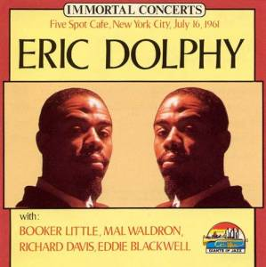 Cover - Eric Dolphy: At The Five Spot