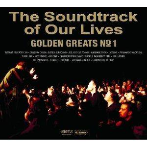 The Soundtrack Of Our Lives: Golden Greats No 1 - Cover