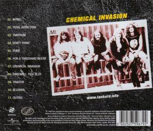 Tankard: Chemical Invasion (CD) - Bild 2
