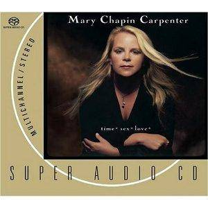 Mary Chapin Carpenter: Time*sex*love* (SACD) - Bild 1