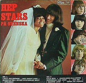 Cover - Hep Stars, The: På Svenska