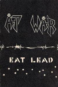 At War: Eat Lead - Cover