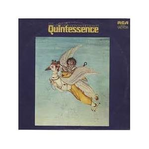 Cover - Quintessence: Self