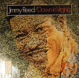 Cover - Jimmy Reed: Down In Virginia