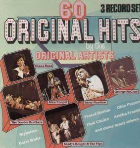 Cover - Five Man Electrical Band: 60 Original Hits By The Original Artists