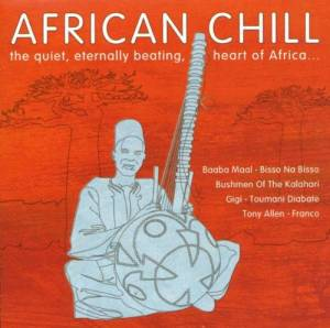Cover - Bembeya Jazz: African Chill