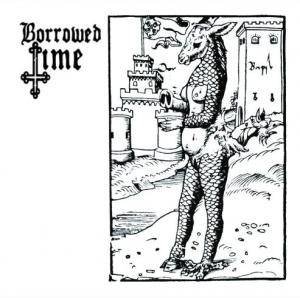 Borrowed Time: Arcane Metal Arts - Cover
