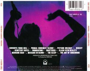 Pantera: Cowboys From Hell (CD) - Bild 3