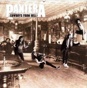 Pantera: Cowboys From Hell (CD) - Bild 1