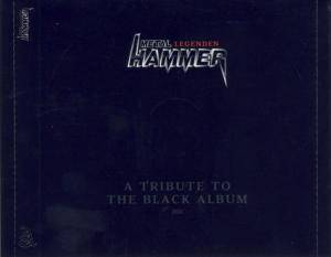 Metal Hammer Legenden - Metallica - A Tribute To The Black Album (CD) - Bild 3