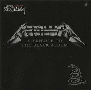 Metal Hammer Legenden - Metallica - A Tribute To The Black Album (CD) - Bild 1