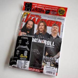 Metal Hammer Legenden - Metallica - A Tribute To The Black Album (CD) - Bild 7