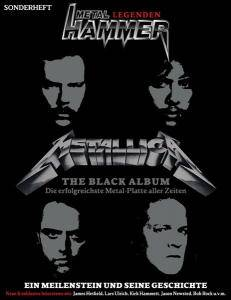 Metal Hammer Legenden - Metallica - A Tribute To The Black Album (CD) - Bild 9