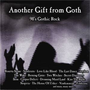 Cover - Ikon: Another Gift From Goth