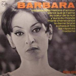 Cover - Barbara: Ma Plus Belle Histoire D'Amour