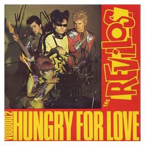 Cover - Revillos, The: Hungry For Love