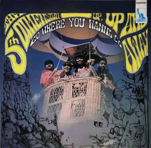 Cover - 5th Dimension, The: Up, Up And Away