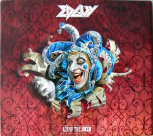 Edguy: Age Of The Joker (2-CD) - Bild 1