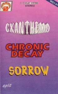 Exanthema, Chronic Decay, Sorrow: Exanthema / Chronic Decay / Sorrow - Cover