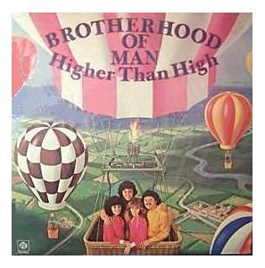 Cover - Brotherhood Of Man: Higher Than High