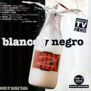 Cover - Cherry Coke: Blanco Y Negro Mix 2