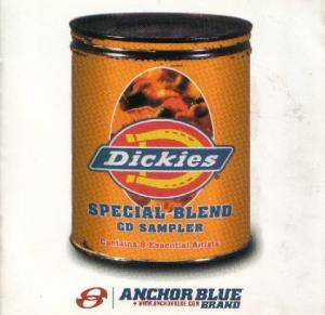 Cover - U.S. Crush: Dickies - Special Blend CD Sampler