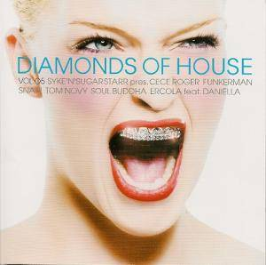 Cover - Nicola Fasano Vs Pat Rich: Diamonds Of House Vol. 05