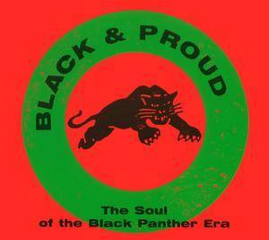 Cover - Hank Ballard: Black & Proud Vol. 2: The Soul Of The Black Panther Era