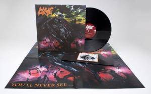 Grave: You'll Never See... (LP) - Bild 2