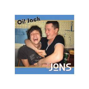 The Jons: Oi! Jack - Cover