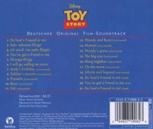 Randy Newman: Toy Story (CD) - Bild 2