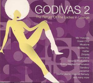 Cover - Zimpala: Godivas - The Return Of The Ladies In Lounge