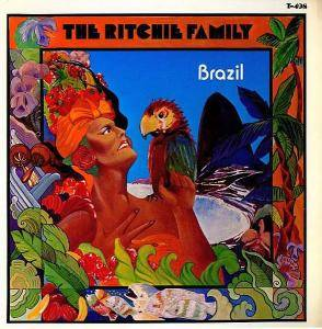Cover - Ritchie Family, The: Brazil