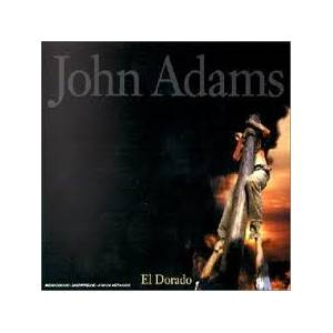 Cover - John Adams: El Dorado