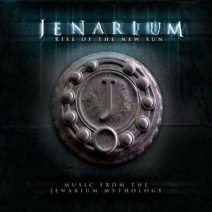 Jenarium: Rise Of The New Sun - Cover
