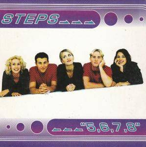 "Cover - Steps: ""5, 6, 7, 8"""