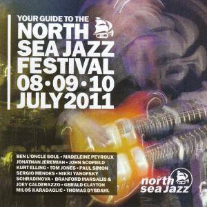 Your Guide To The North Sea Jazz Festival 08.09.10 July 2011 - Cover